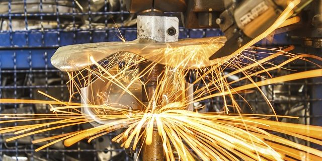 Industrial light welding
