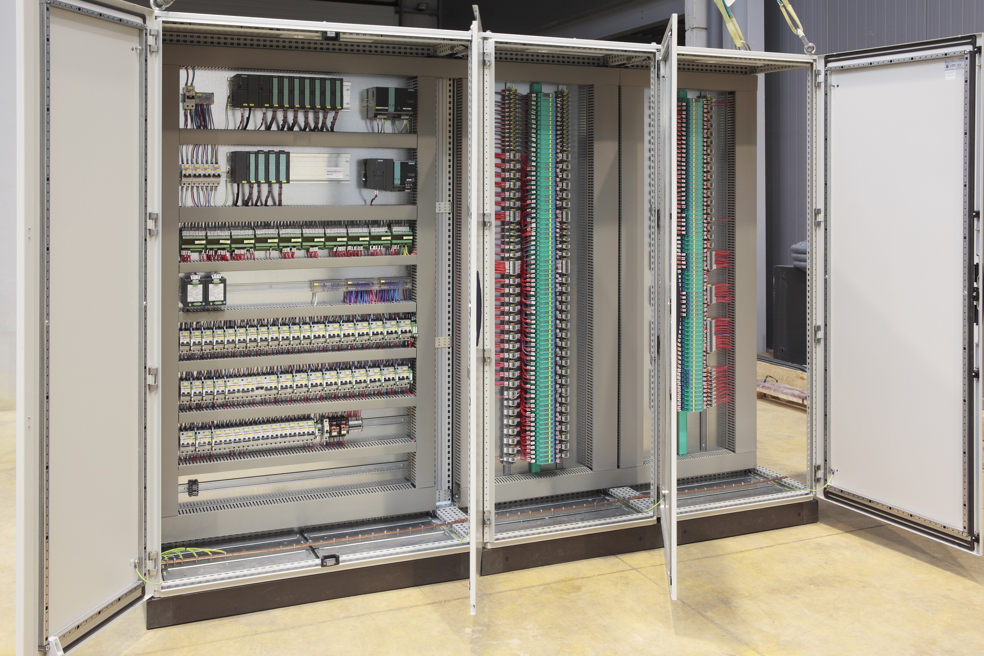 Automation panel board
